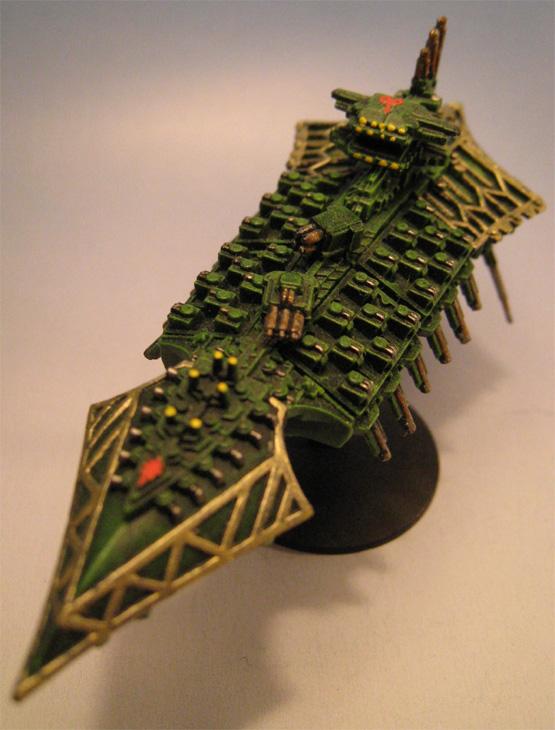 La flotte du Secteur Burgundianionis Hades_10