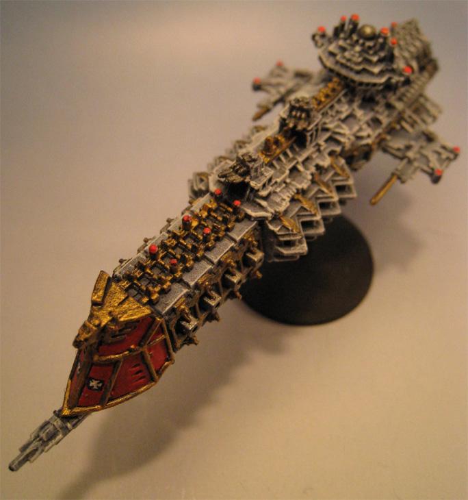 La flotte du Secteur Burgundianionis Mars_210
