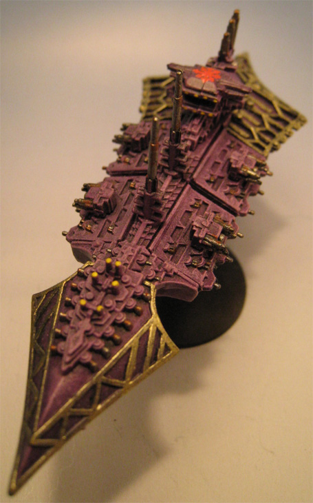 La flotte du Secteur Burgundianionis Massac10
