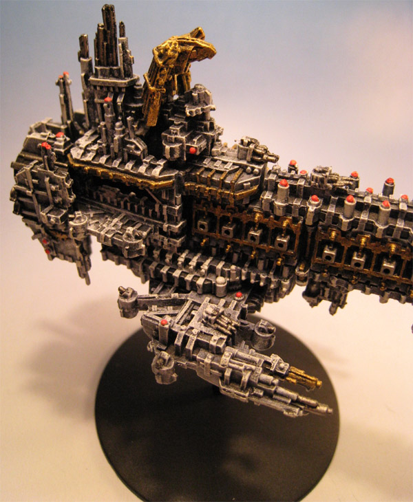 La flotte du Secteur Burgundianionis Retrib12