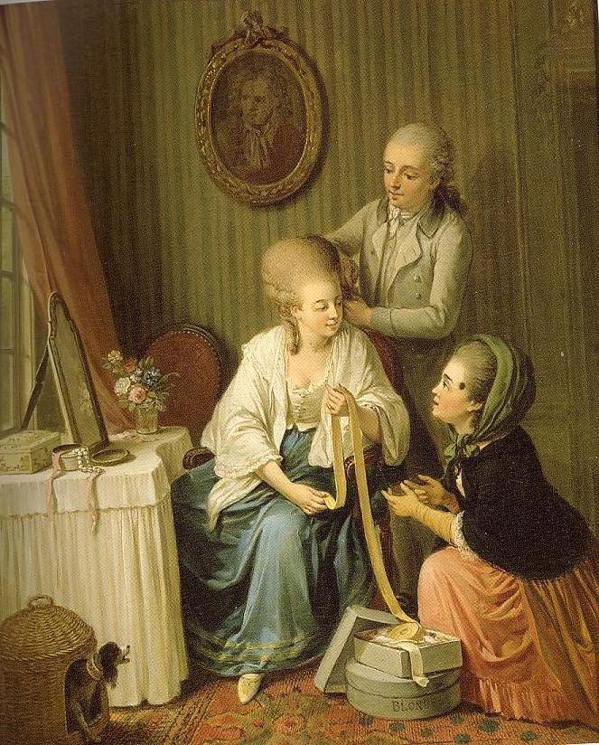 L'hygiène et la toilette au temps de Marie-Antoinette - Page 8 Image016