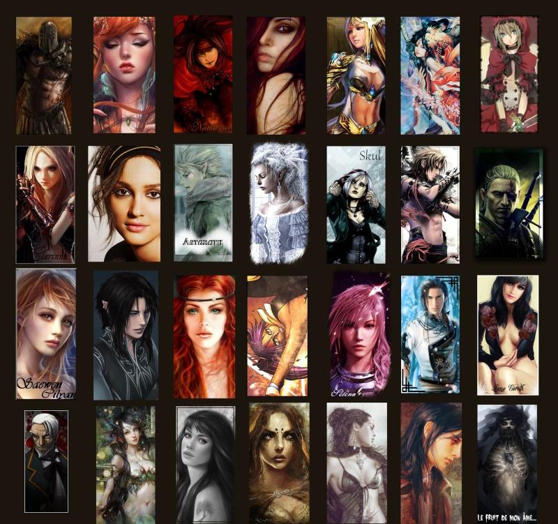 Galerie d'avatars utilisés Galav118