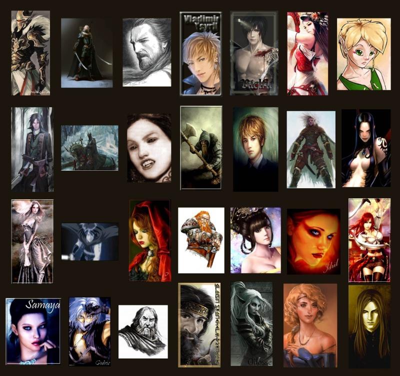 Galerie d'avatars utilisés Galav810