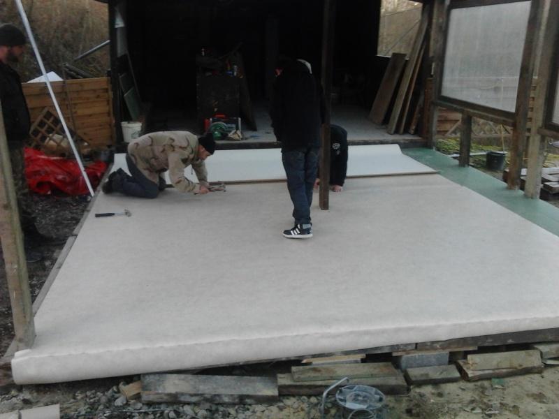 agrandissement du batiment ancien paintball 2012-016