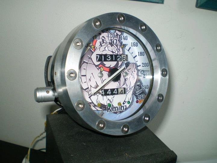 Pose d'une diode clignotante en plus du témoin de réserve Comp_l10