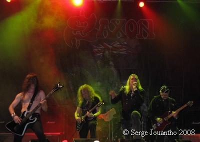KobetaSonik Festival, Bilbao le 21/06/2008 Saxon_12