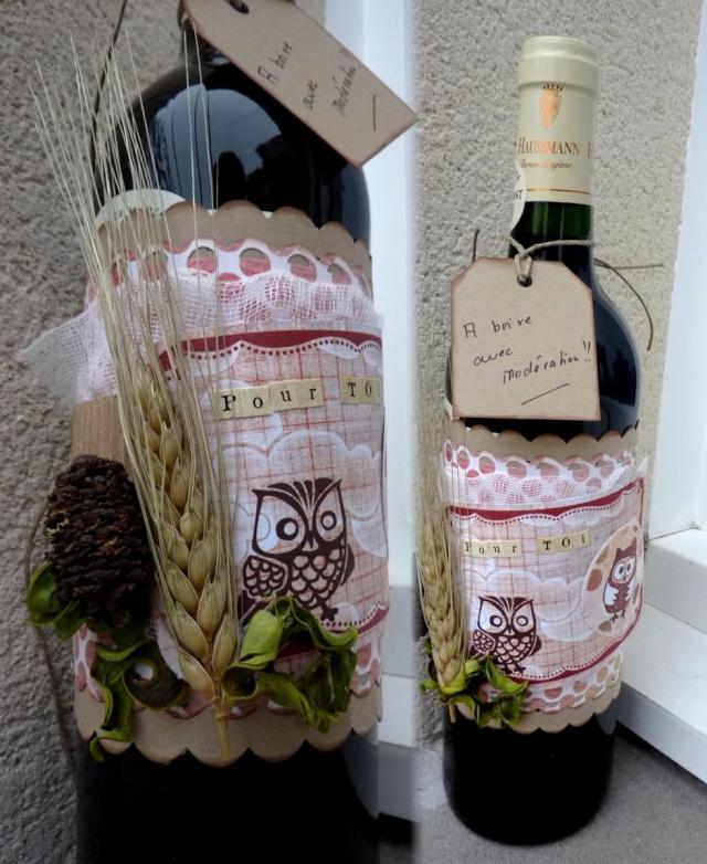 Habiller vos bouteilles - 12 décembre P1050510