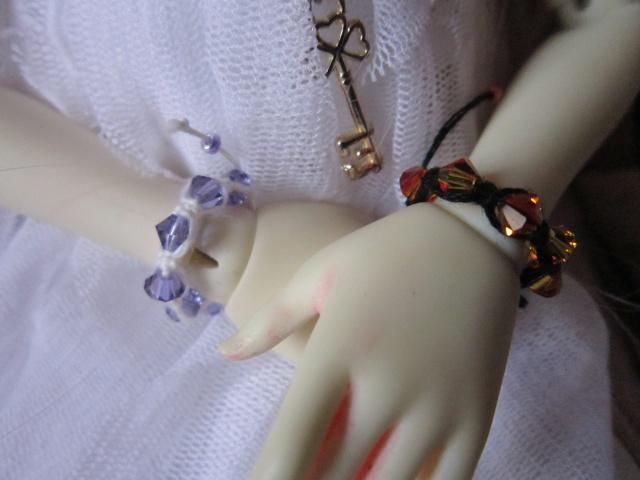 Bracelet Shamballa pour doll Img_1013
