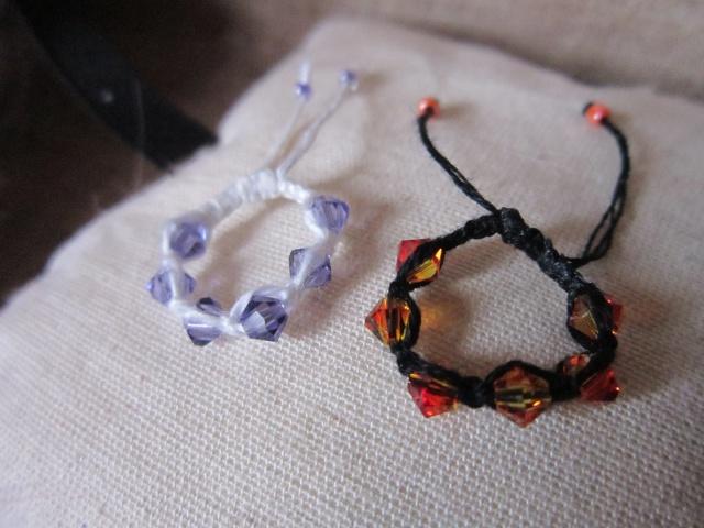 Bracelet Shamballa pour doll Img_1015