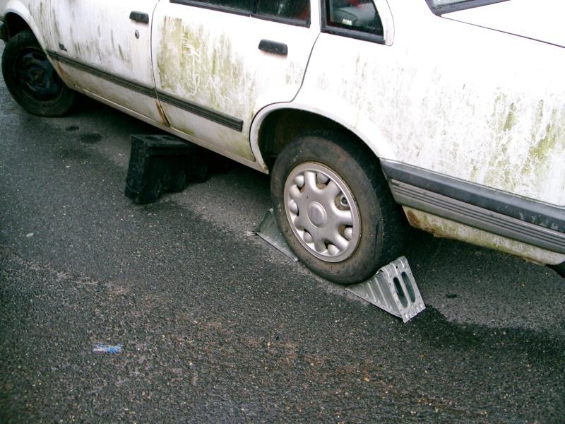 Véhicule de secours routier Calage10