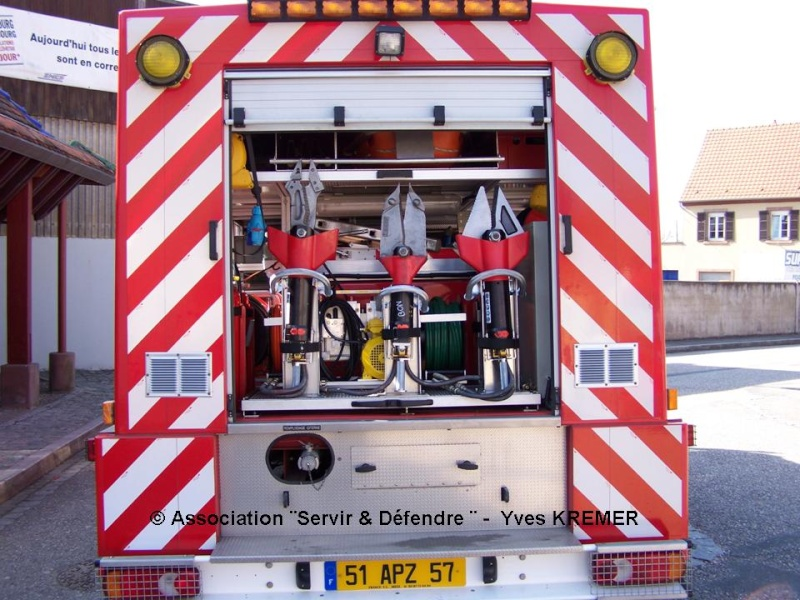 Véhicule de secours routier Diapos20