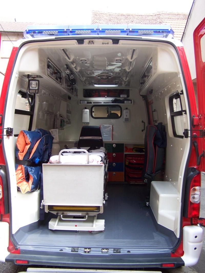 Véhicule de secours et d'assistance aux victimes (V.S.A.V.) Vsav_p10