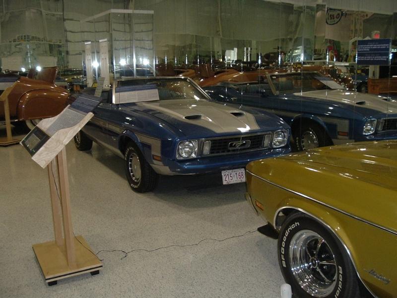 Le très beau musée a Richmond Dscf4059