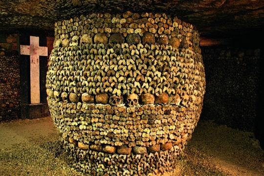 Les Catacombes de Paris Cataco11