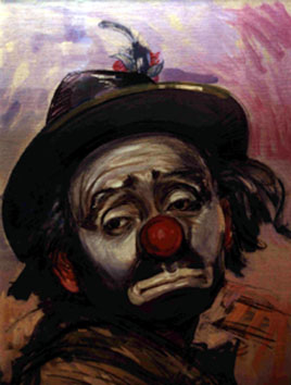 Le clown de Giani Esposito Clown_10