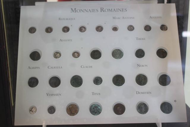 Les ruines gallo romaines de Vendeuil Caply  Musae210