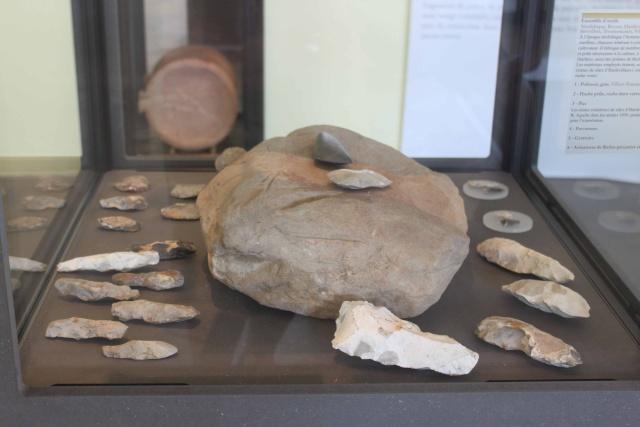 Les ruines gallo romaines de Vendeuil Caply  Musae410