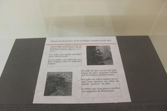 Les ruines gallo romaines de Vendeuil Caply  Musae810