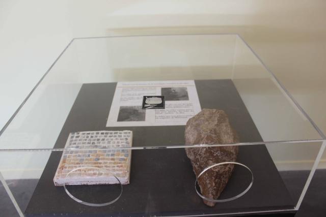 Les ruines gallo romaines de Vendeuil Caply  Musae811