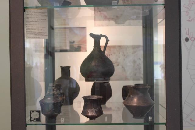 Les ruines gallo romaines de Vendeuil Caply  Musae910