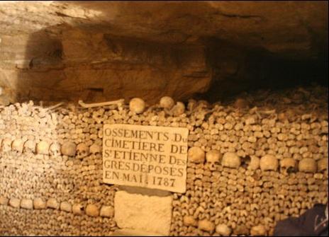 Les Catacombes de Paris Parisc10