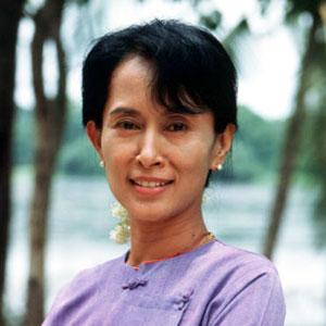 Daw Aung San Suu Kyi Suu-ky10
