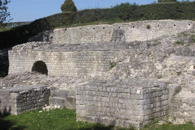 Les ruines gallo romaines de Vendeuil Caply  Vendeu10