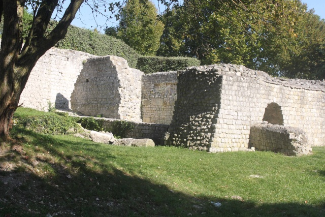 Les ruines gallo romaines de Vendeuil Caply  Vendeu11