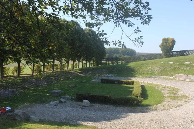 Les ruines gallo romaines de Vendeuil Caply  Vendeu12