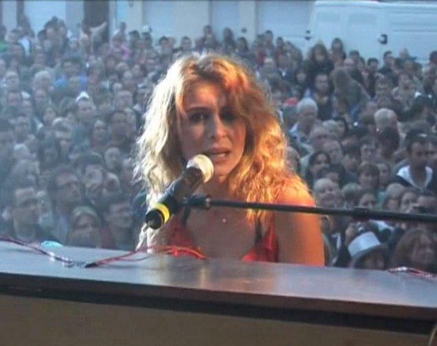 Captures Delta TV << Reportage du concert à Gravelines >> 11/07/09 14118