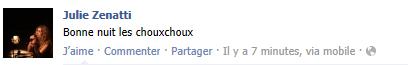 Le Facebook officiel de Julie Zenatti - Page 21 Chou10