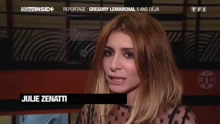 Captures TF1 50 MN Inside << Grégory Lemarchal, 5 ans déjà >> 23/06/2012 Mn11