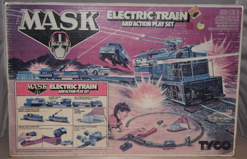 Les Train - circuit de Dessins annimés et séries Mask_t11