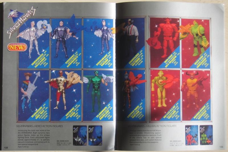 Silverhawks (KENNER) 1987 - 1988 Toysfa24
