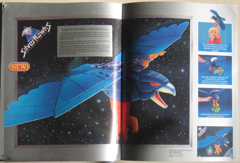Silverhawks (KENNER) 1987 - 1988 Toysfa26