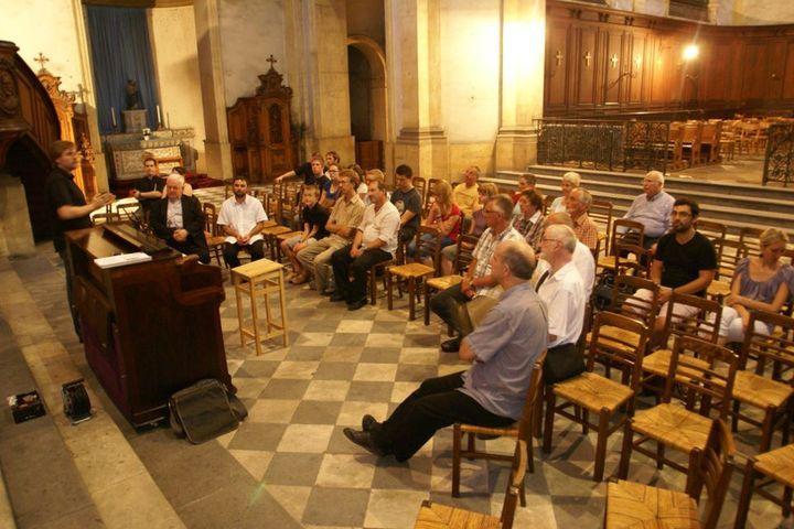 Metz, chapelle de l'Évêché, le 22 août 2011 à 20H30 Cdfo_g16