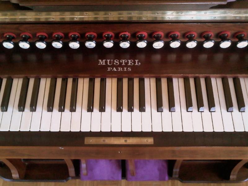 Photos des Mustel & Fils Mustel10