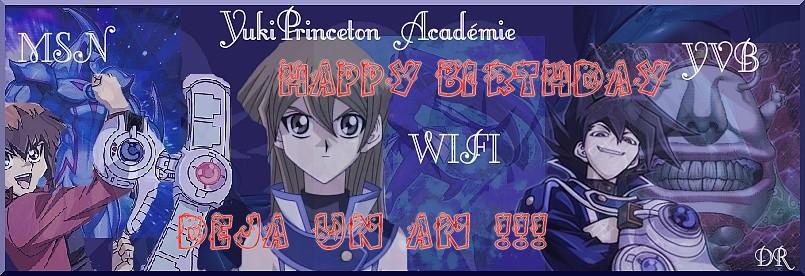 Yuki Princeton Académie