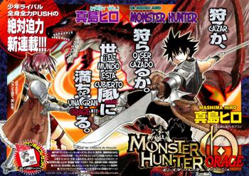 "Nuevo manga del creador de Rave, Fairy Tail: "" Monters Hunter Orage!"" Mho_ta10"