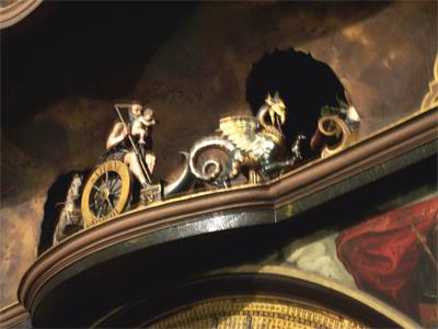 L'horloge astronomique de Strasbourg Hor310