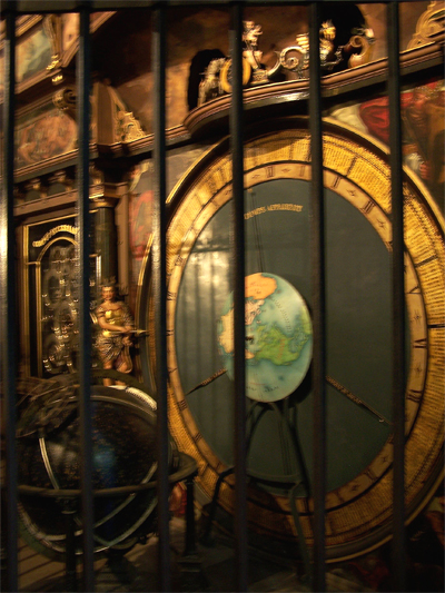 L'horloge astronomique de Strasbourg Hor510