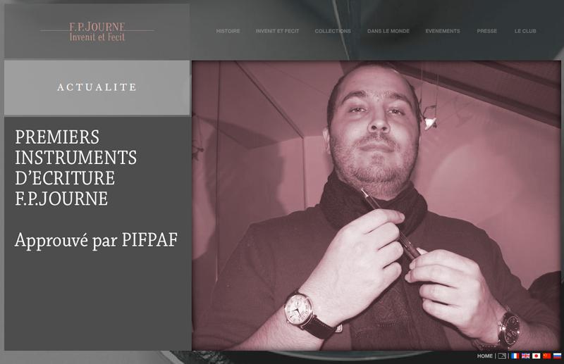 Après François Paul, Patek Philippe ... Pif10