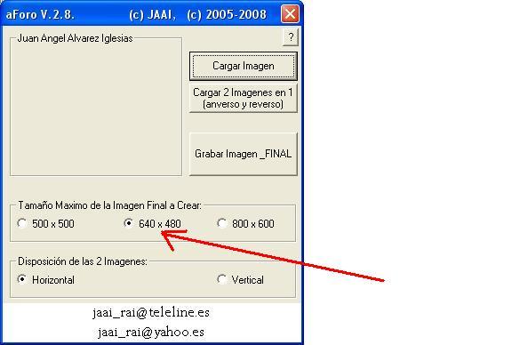 Programa/Utilidad para gestion de imagenes aForo Elegir10