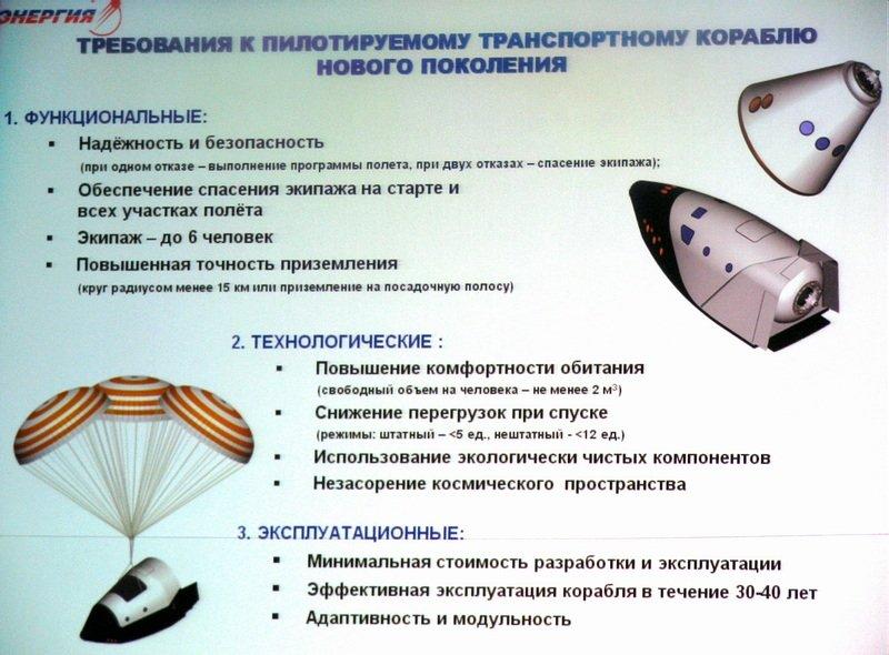Détails sur le futur vaisseau russo-européen Hyp510
