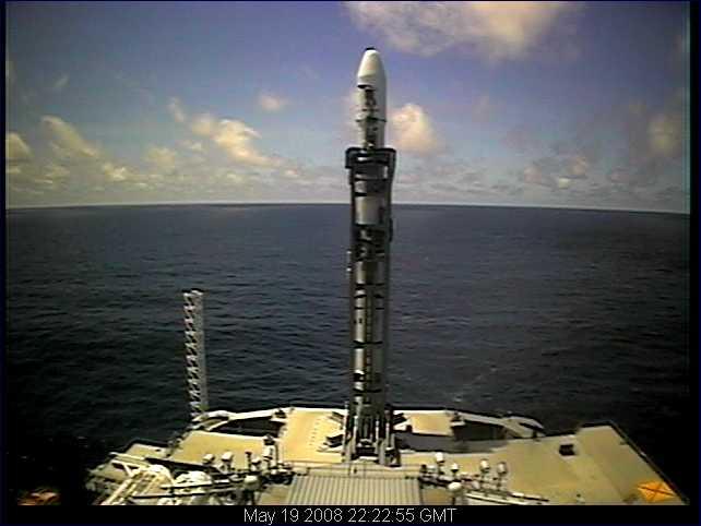 Lancement Zenith 3 Sea-Launch / Galaxy 18 (21/05/2008) Sea410