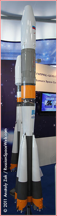 Le lanceur Soyouz évolué (Soyouz 2-3v) Soyuz_10