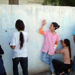 جداريات للاطفال بفكرة بسيطة 31710