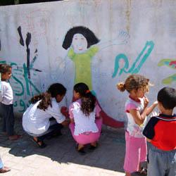 جداريات للاطفال بفكرة بسيطة 31810