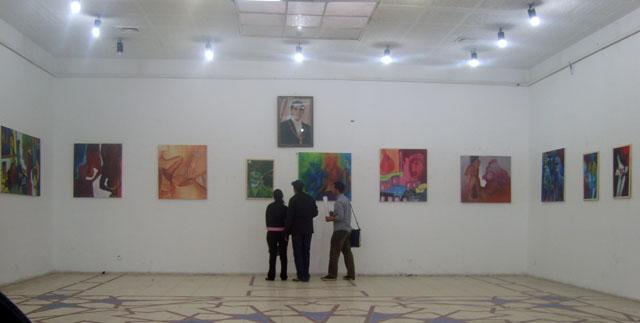 معرض طلبة معهد الفنون والحرف بالقيروان أفريل 2008 Expo_p10