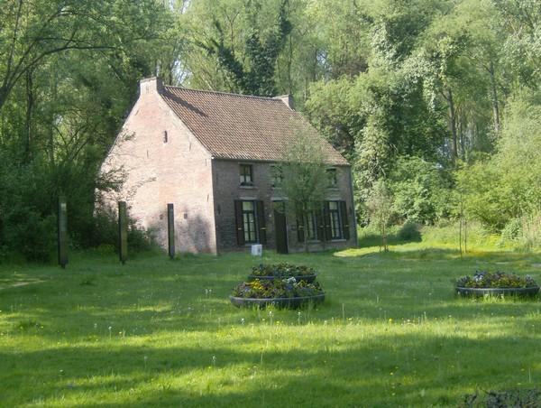 maison de vincent van gogh cuesmes belgique Mais10